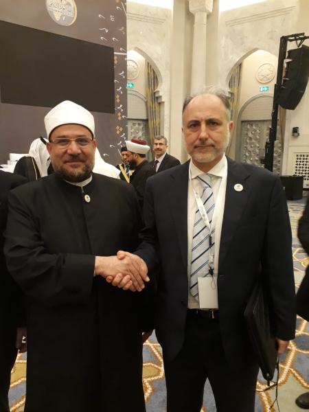 MINISTRO AWQAF EGITTO