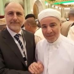 MINISTRO AWQAF ALGERIA